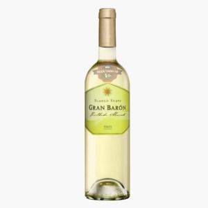 Rượu Vang Tây Ban Nha Gran Baron Blanco Suave