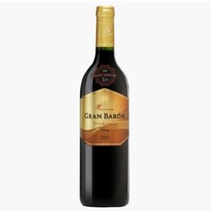 Rượu Vang Tây Ban Nha Gran Baron Tinto Reserva