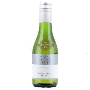 Rượu vang Úc Oxford Landing Sauvignon Blanc 18.7cL mini bar