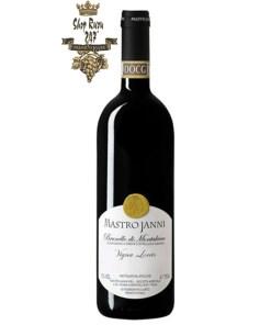 Rượu Vang Đỏ Brunello Di Montalcino Vigna Loreto có mầu đỏ hồng đậm và sáng. Hương thơm của các loại gia vị Phương Đông