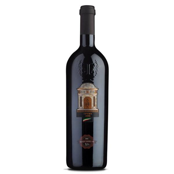 Rượu Vang Ý N3 Opera Vinum Italicum