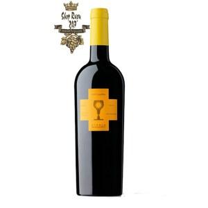 Rượu có màu đỏ ruby tuyệt đẹp . Hương thơm đặc trưng của các loại quả: cherry đen, việt quất. Hương vị bùng nổ với mùi gia vị, da thuộc và thuốc lá