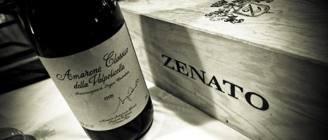 Chai Rượu vang Zenato Amarone Della Valpolicella Riserve {Ảnh của nhà sản xuất}