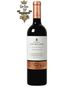 Vang Chile Château Los Boldos Vielles Vignes Cabernet Sauvignon cho một tính chất mạnh mẽ với dấu ấn của tannin và một chút axit,