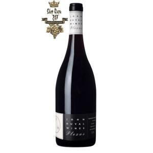 Rượu Vang Úc Đỏ John Duval Plexus có mầu đỏ tím rực rỡ. Hương thơm của các loại quả mọng mầu đỏ và đen, gia vị, hương hoa