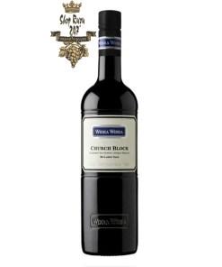 Rượu Vang Đỏ Úc Wirra Wirra Church Block là loại rượu đầu tiên mà Greg Trott quá cố sản xuất dưới nhãn hiệu Wirra Wirra