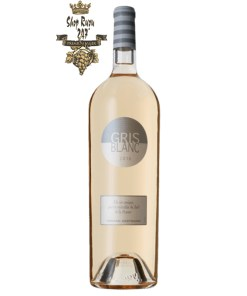 Rượu vang Pháp Gerard Bertrand Gris blanc Pays d'Oc IGP Rosé 1.5 L có một mũi thơm của quả táo đỏ, dâu và lê.Trên vòm miệng, rosé có thân hình nhẹ