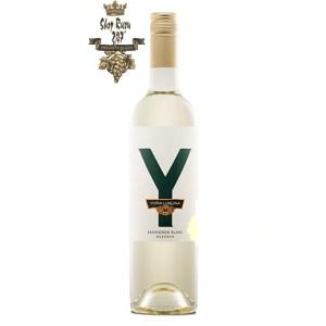 Rượu Vang Trắng Y Reserva Sauvignon Blanc là một loại rượu vang có mầu vàng nhạt cùng sắc xanh. Hương thơm tuyệt vời