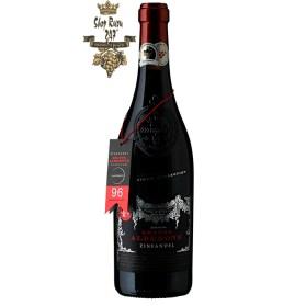 Rượu Vang Đỏ Grande Alberone Zinfandel có màu đỏ đậm đẹp mắt. Hiện lên như một bó hoa có đầy đủ hương thơm của dâu tây