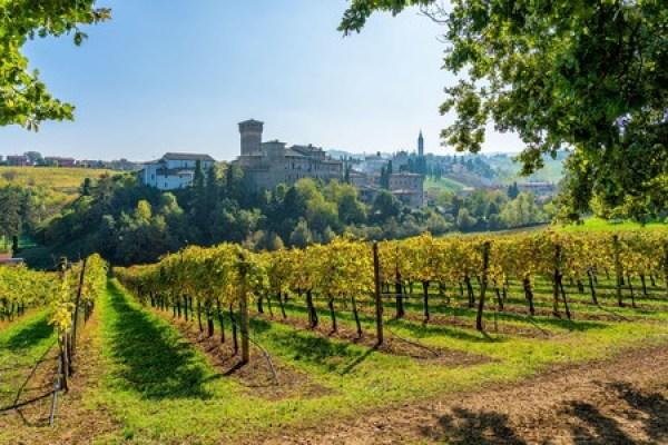 Vùng Emilia-Romagna rộng lớn, màu mỡ trải dài gần như toàn bộ miền trung nước Ý, từ bờ đông sang bờ tây