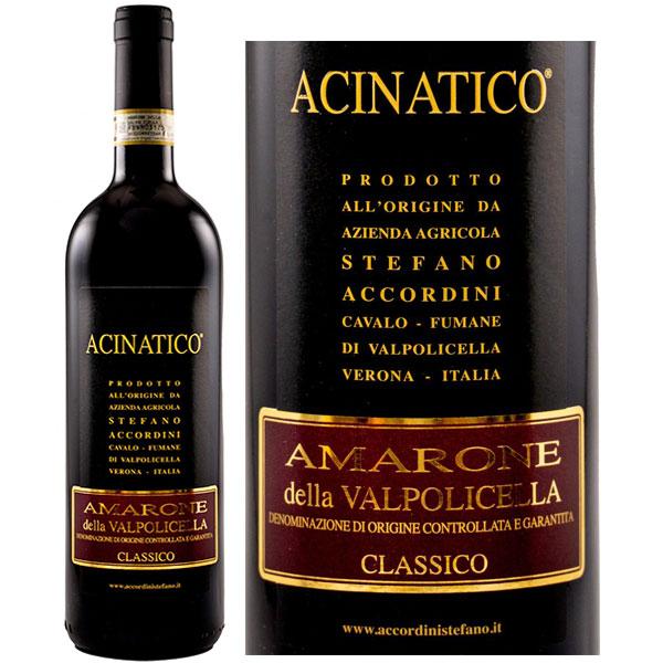 Ruou vang Acinatico Amarone Della Valpolicella Classico 1