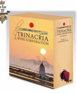 Rượu vang Bịch Triancria Dolce 1