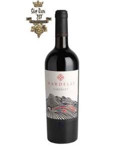 Rượu vang NARDELLI CABERNET D'ITALIA 1