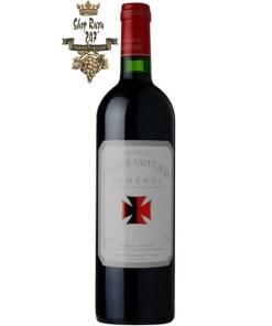 Rượu Vang Đỏ Château Lafleur Saint Jean được sản xuất từ ba mảnh đất, tất cả đều nằm trên sân thượng cao của Pomerol
