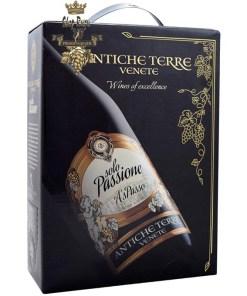 Rượu Vang Bịch Antiche Solo Passione Biologico