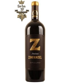 Rượu Vang Đỏ Epicuro Annata Zinfandel IGP