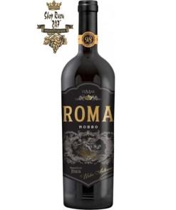 Rượu Vang Đỏ Ý Femar Vini Roma Rosso