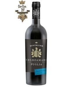 Rượu Vang Đỏ Ý Montecore Negroamaro