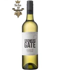 Rượu Vang Trắng Úc Growers Gate Chardonnay