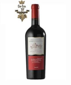 Rượu Vang Ý Carlo Sani Appassimento Principi Sani