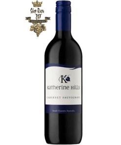 Vang Đỏ Úc Katherine Hills Cabernet Sauvignon