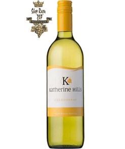 Vang Trắng Úc Katherine Hills Chardonnay