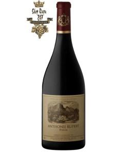 Rượu vang Nam Phi Anthonij Rupert Syrah 2006