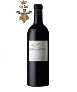 Rượu vang cao cấp TERRAZAS Cheval des Andes