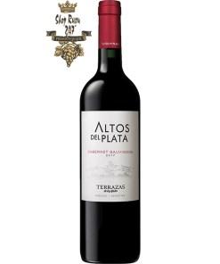 Rượu vang đỏ Altos Cabernet Sauvignon