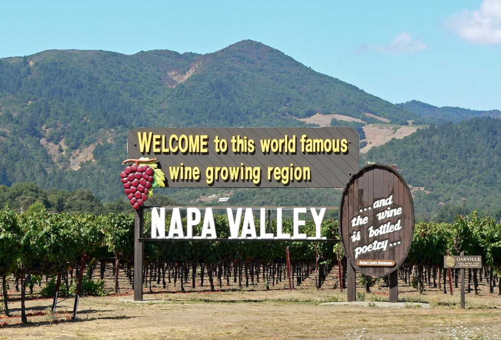 Thung Lũng Napa