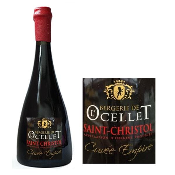 Vang Đỏ Pháp Vignobles Vellas Bargerie de L'Ocellet 2013 có màu đỏ ruby tươi sáng, phức hợp các hương thơm đến từ nhiều loại trái cây
