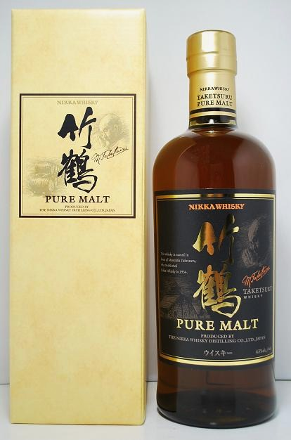 Rượu Pure Malt Nikka Whisky 700ml