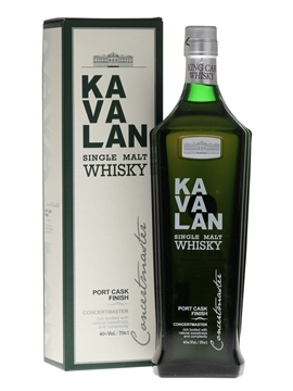 Rượu Kavalan Concertmaster Single Malt Whisky 700ml