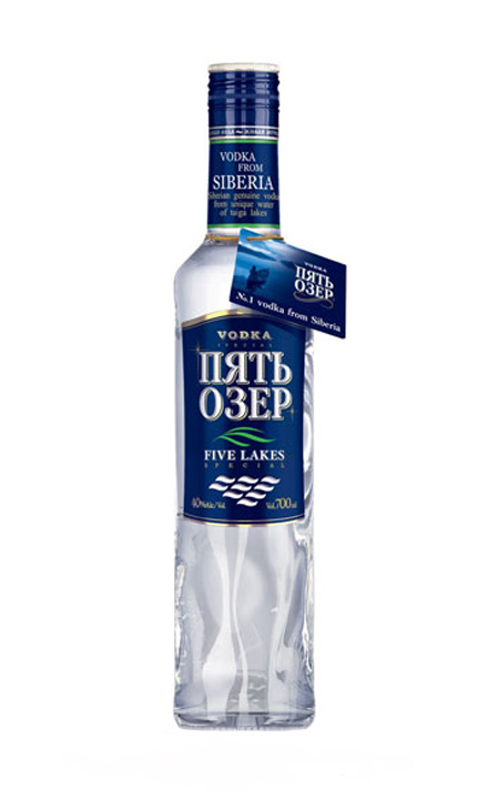 Vodka Five lakes