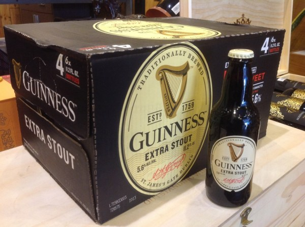 Bia Guiness Extra Stout