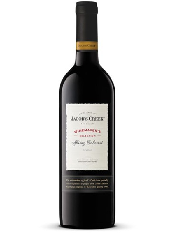 Rượu vang  Jacobs Creek Shiraz – Australia