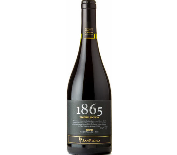 vang 1865 Limited Edition Shiraz