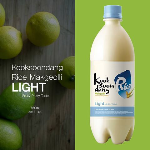 Rượu Makgeolli-Light