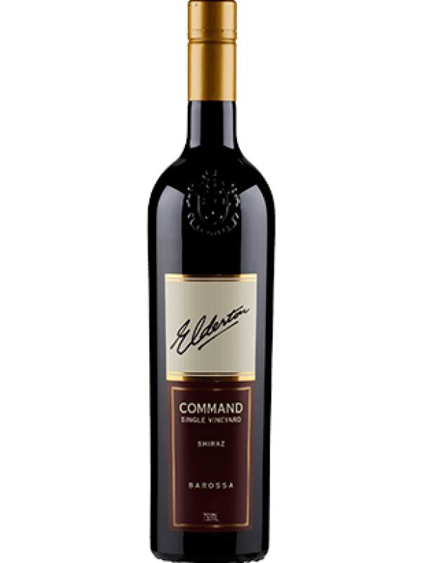 Rượu vang Elderton Command Single Vineyard Shiraz