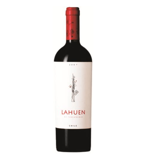 ruou vang Lahuen icon wine