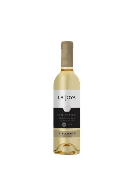 ruou vang la joya gran reserva late harvest 375ml mini