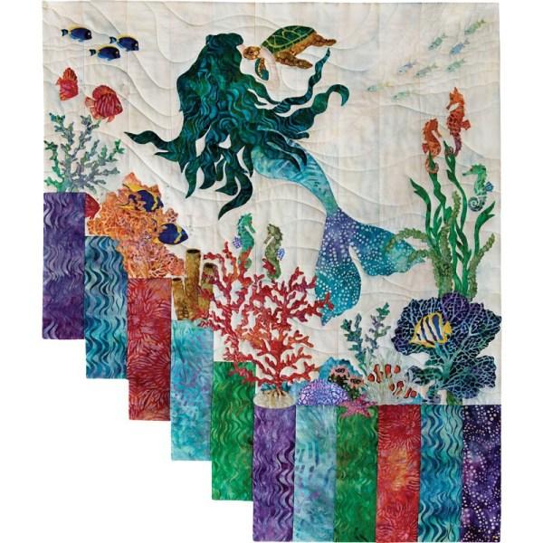Mermaid Kisses Kit Mckenna Ryan Robert Kaufman Sku