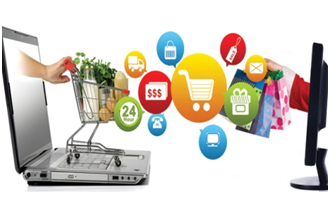 digital wallet, online shopping