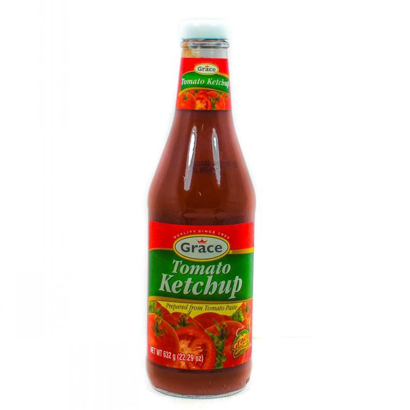 grace tomato ketchup 632g