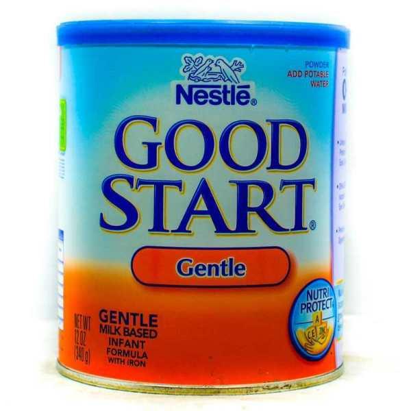 Nestle Good Start Supreme Withc Proteins Milk 340g - Grocery