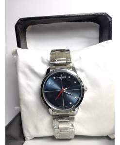 DAYBIRD SHINE SILVER WATCH FOR MEN BY SHOPSE