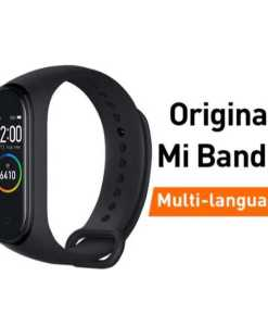 buy Newest 2019 Original Xiaomi Mi Band 4 Smart Color Screen Bracelet Heart Rate Fitness 135mAh Bluetooth5.0 50M Swimming Waterproof in pakistan (2)