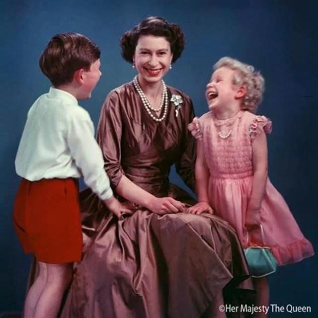 фото из жизни королевы Англии 2