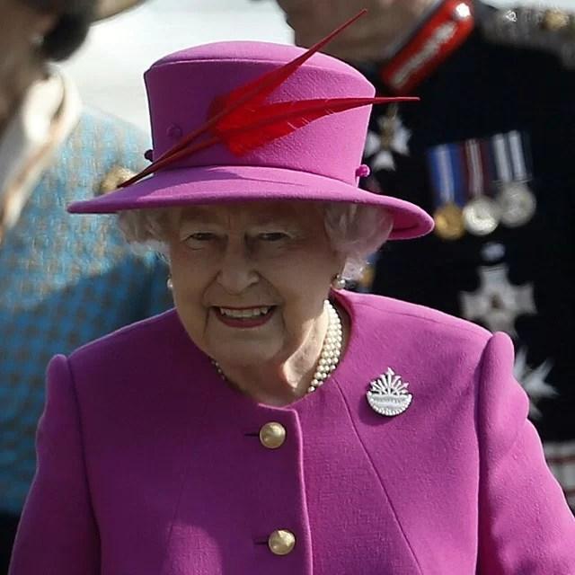 фото из жизни королевы Англии 25