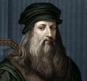 гениальный Леонардо да Винчи